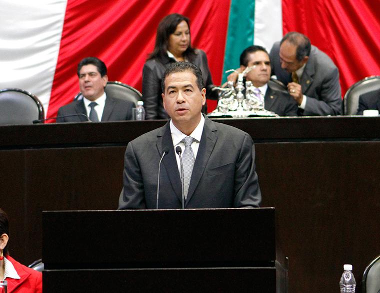 Perfil: Ricardo Mejía Berdeja