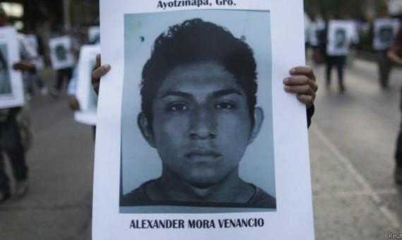 A un año de #Ayotzinapa: ¿dónde están los normalistas?